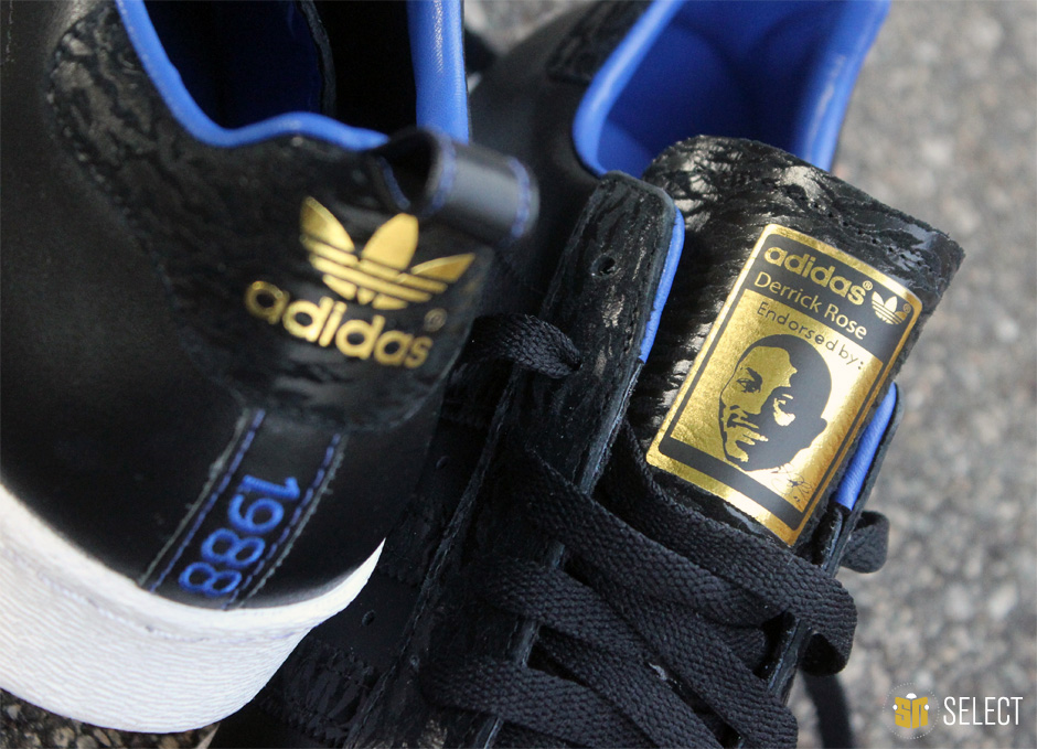 adidas originals superstar 80s d rose