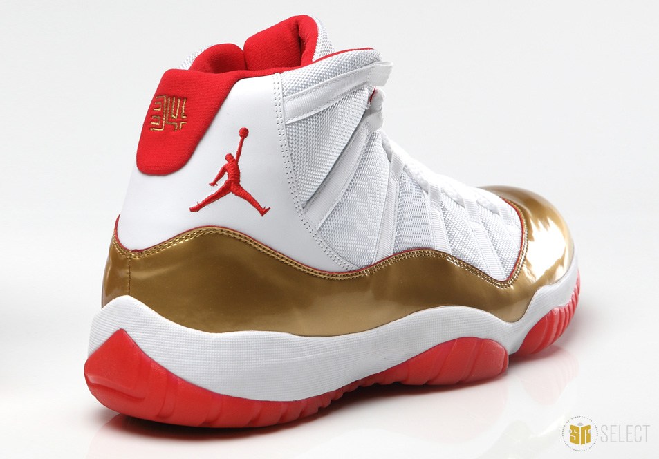 "... Allen's Air Jordan XI ""Two Rings"" Championship PE. Congratulations to  Ray and a huge thanks to Jordan Brand for the opportunity to share this  memorable ..."
