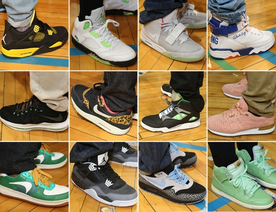 Sneaker Con Chicago October 2013 – Feet Recap | Part 2