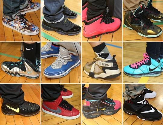 Sneaker Con Chicago October 2013 – Feet Recap | Part 1