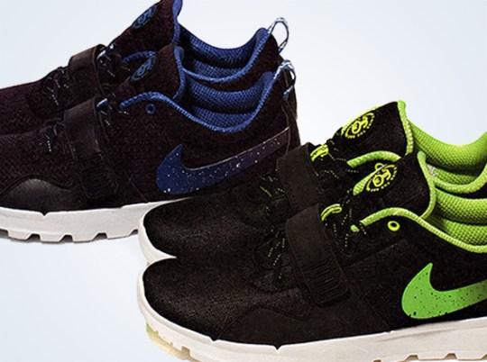 Stussy x Nike SB Trainerendor
