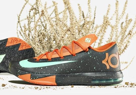 """""""Texas"""" Nike KD 6"""