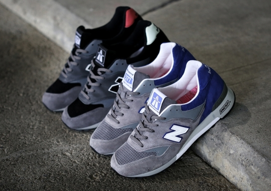 """The Good Will Out x New Balance 577 """"Autobahn Pack"""" – Release Date"""