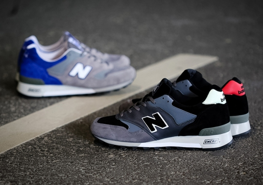 """The Good Will Out x New Balance 577 """"Autobahn Pack"""""""