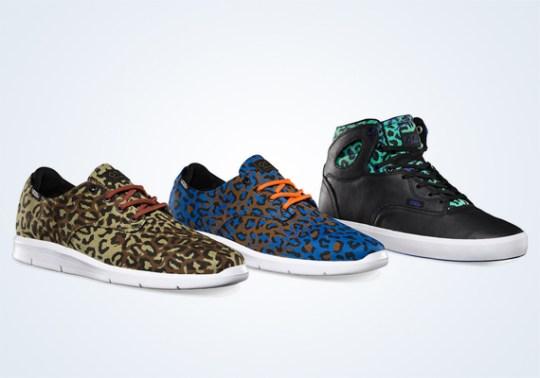 """Vans OTW """"Leopard Camo"""" Pack"""