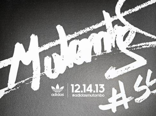 adidas Originals Teases Upcoming Mutombo Release