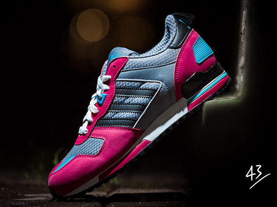 timeless design af070 77be2 shop adidas zx 700 pink pinky toe 7e03b 222a2