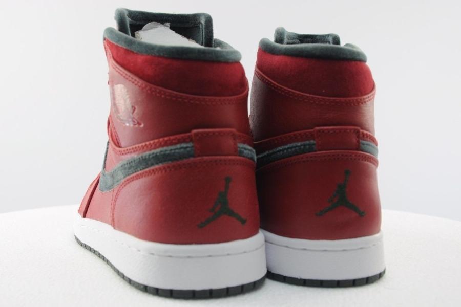 Air Jordan 1 Varsity Premier Rétro Haute Couleur Rouge iapzzh9