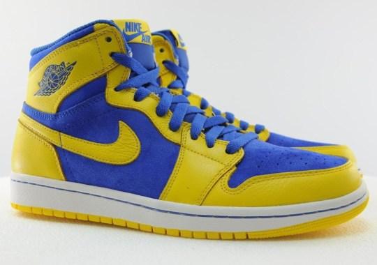 "Air Jordan 1 ""Laney"" – Available Early on eBay"