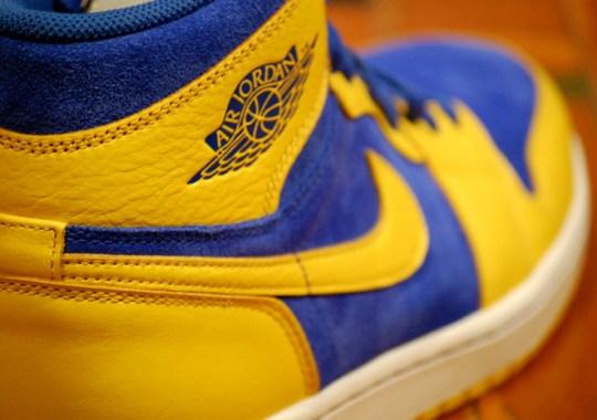 """Air Jordan 1 """"Laney"""" – Release Reminder"""