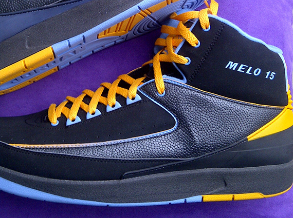 the latest 5d8ca ef855 Air Jordan 2 – Carmelo Anthony Nuggets PE