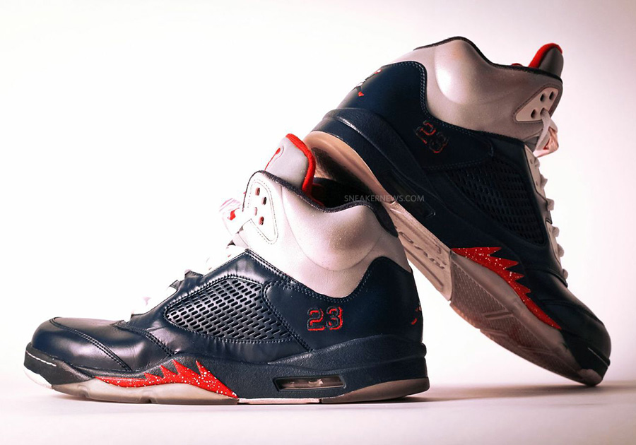 sale retailer 9062e 0a0ac Continue reading for a complete look at the sneakers and then get in touch  with DMC Kicks if you need a pair of one-offs Jordans yourself.