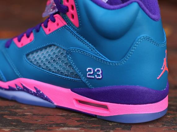 Air Jordan 5 GS \