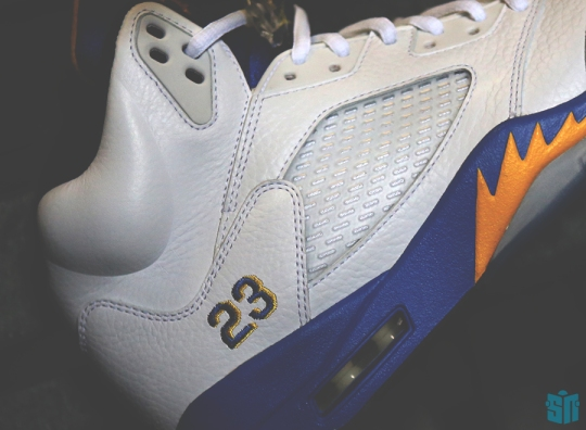 "Air Jordan 5 ""Laney"" – Release Reminder"