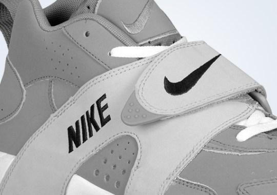 Nike Air Veer – Grey – Black – White