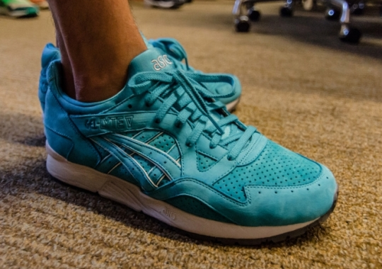 "Ronnie Fieg in Asics Gel Lyte V ""Cove"""