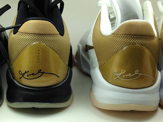 pretty nice e0a4d cefc9 Nike Zoom Kobe 5