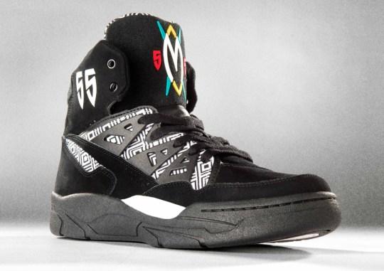 adidas Originals Mutombo – Black – White