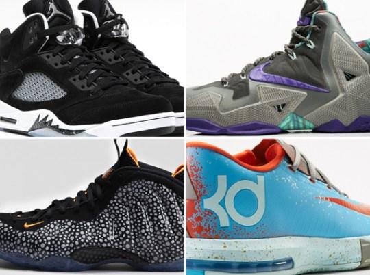 Black Friday 2013 Sneaker Releases