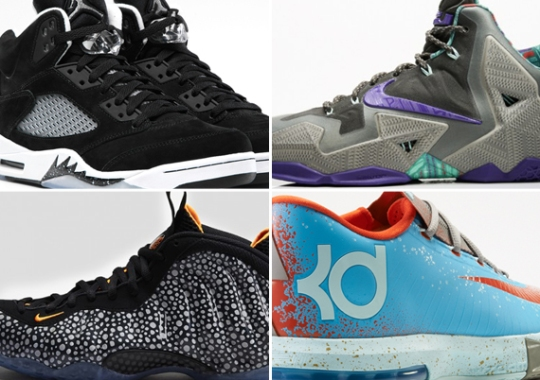 Black Friday 2013 Sneaker Releases