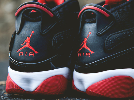 "finest selection 6fa5a 2ab98 Jordan 6 Rings ""Bred"" – Release Reminder. November 29, 2013 ..."
