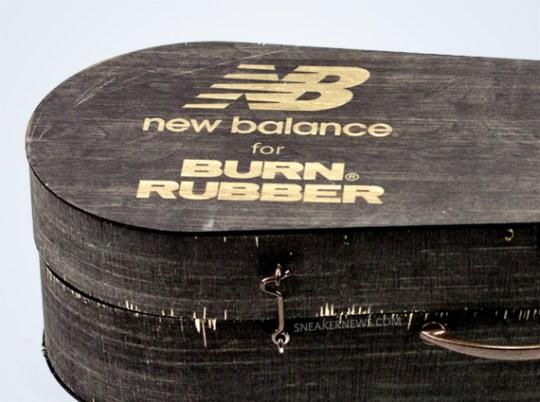 Burn Rubber x New Balance 577 Teaser
