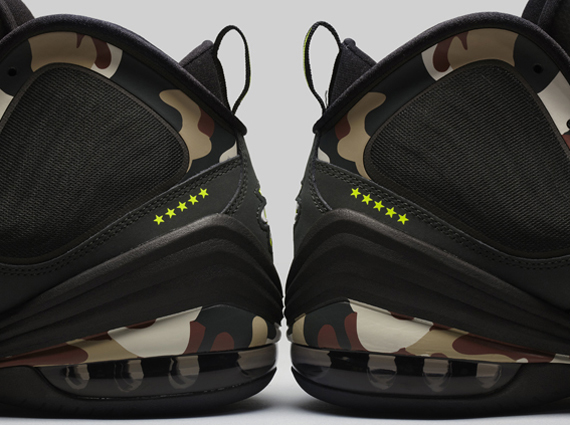 "Nike Air Penny 5 ""Camo"" – Release Reminder"