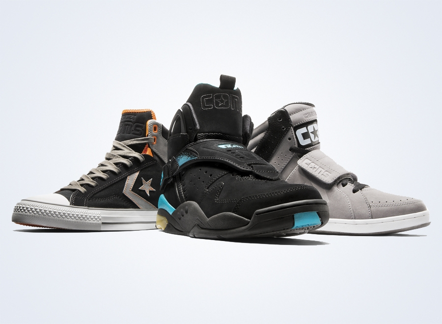 mecánico Oswald Aburrido  Converse CONS Collection for Foot Locker, Eastbay, and Champs - Pochta