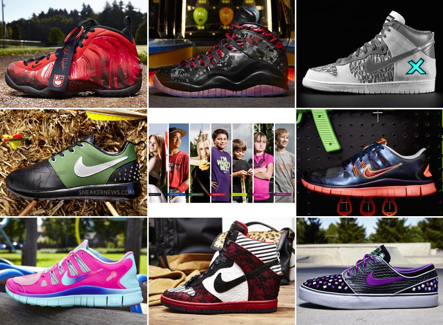 Nike Doernbecher Freestyle 2013 Chevy
