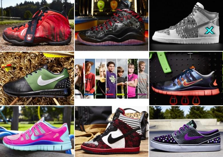 Nike Doernbecher 2013 Collection Release Date Sneakernews Com