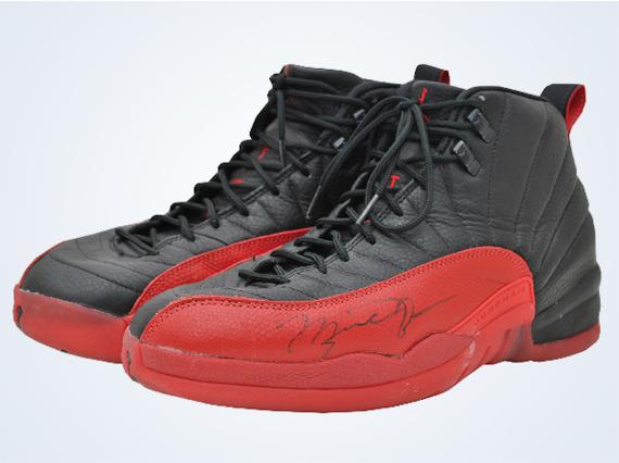 167677fcfc5 Michael Jordan s Air Jordan 12