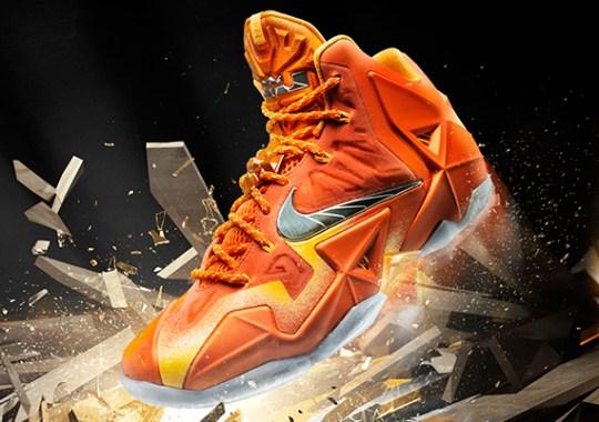 """Nike LeBron 11 """"Forging Iron"""" – Release Reminder"""