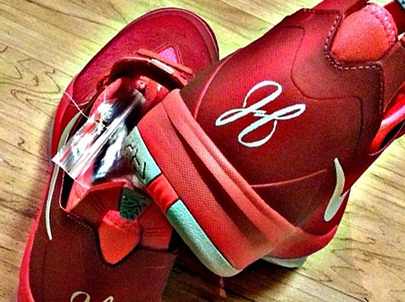 Nike James Harden Chaussures - 2013 11 18 Nike Zoom Crusader James Harden Houston Rockets Pe Prix Bas