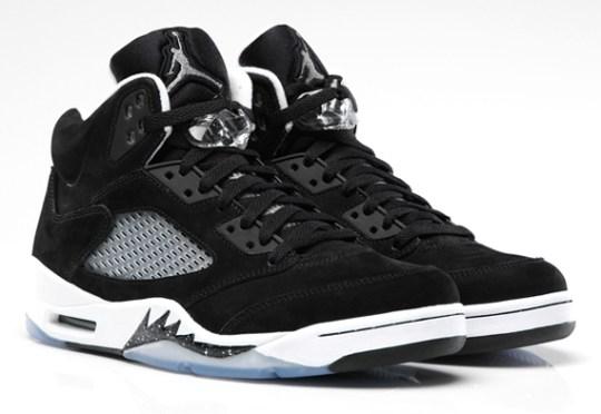 """Air Jordan 5 """"Oreo"""" – Official Images"""