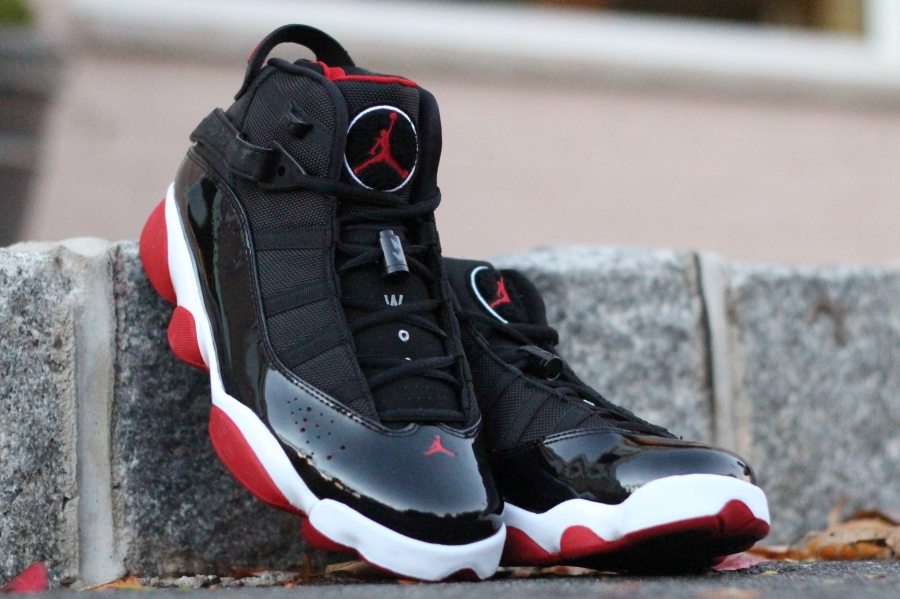 "Jordan 6 Rings ""Bred"" – Arriving at Retailers"