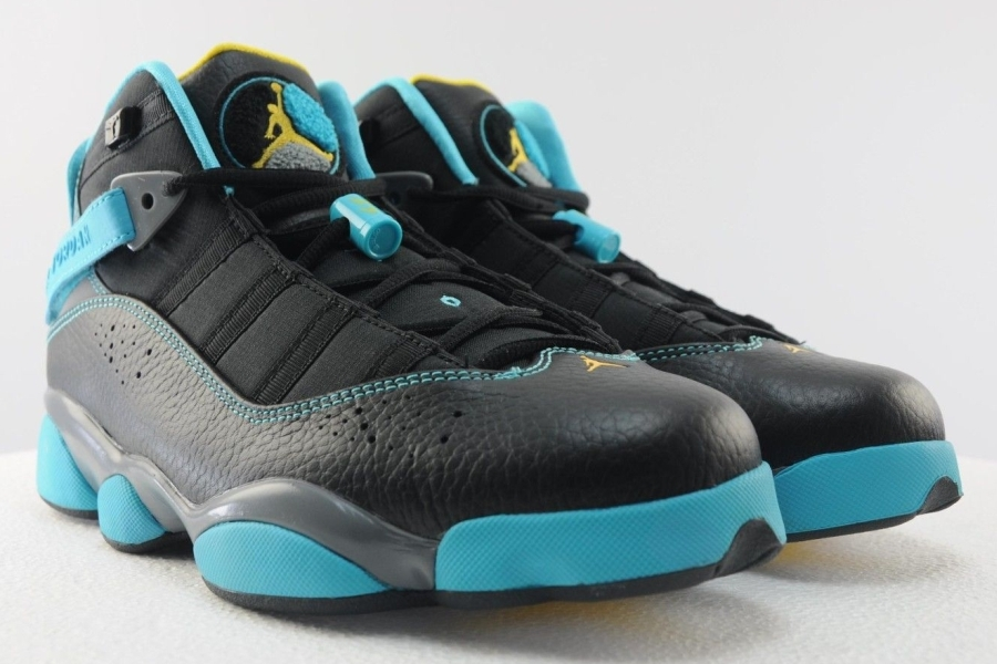 Jordan 6 Rings Quot Gamma Blue Quot Available Early On Ebay