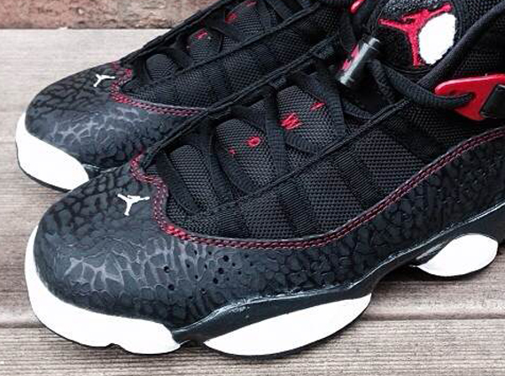 A fourth Elephant print Jordan 6 Rings has hit the scene without warning 8222d6e70