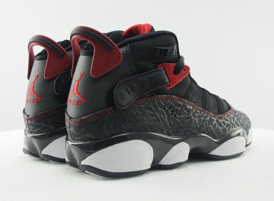 d2db052744db45 ... denmark jordan 6 rings gs elephant black gym red sneakernews f9680 fa740