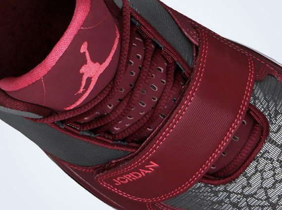 Jordan Flight Club 90s - Dark Grey - Fusion Red - Team Red ... f51a89f07
