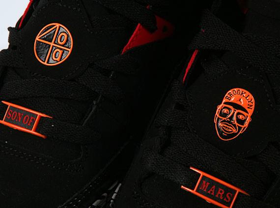 new products b2d0f 5d4fa Jordan Son of Mars Low GS - Black - Volt - Orange - SneakerNews.com