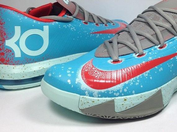 san francisco c2e17 b72c6 Nike KD 6 quotMaryland Blue Crabquot Release Reminder 85%OFF