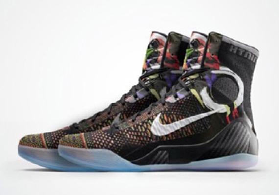 Nike Kobe 9 - SneakerNews com