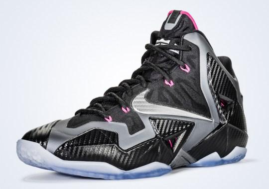 """Nike LeBron 11 """"Miami Nights"""" – Release Date"""
