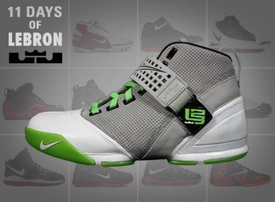 11 Days of Nike LeBron: The Zoom LeBron V