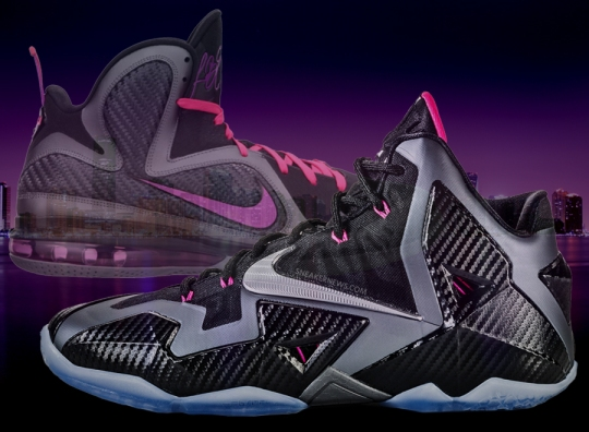 """What Do You Think?: Nike Basketball Revisits """"Miami Nights"""""""