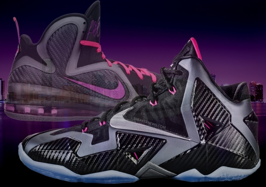 "What Do You Think?: Nike Basketball Revisits ""Miami Nights"""