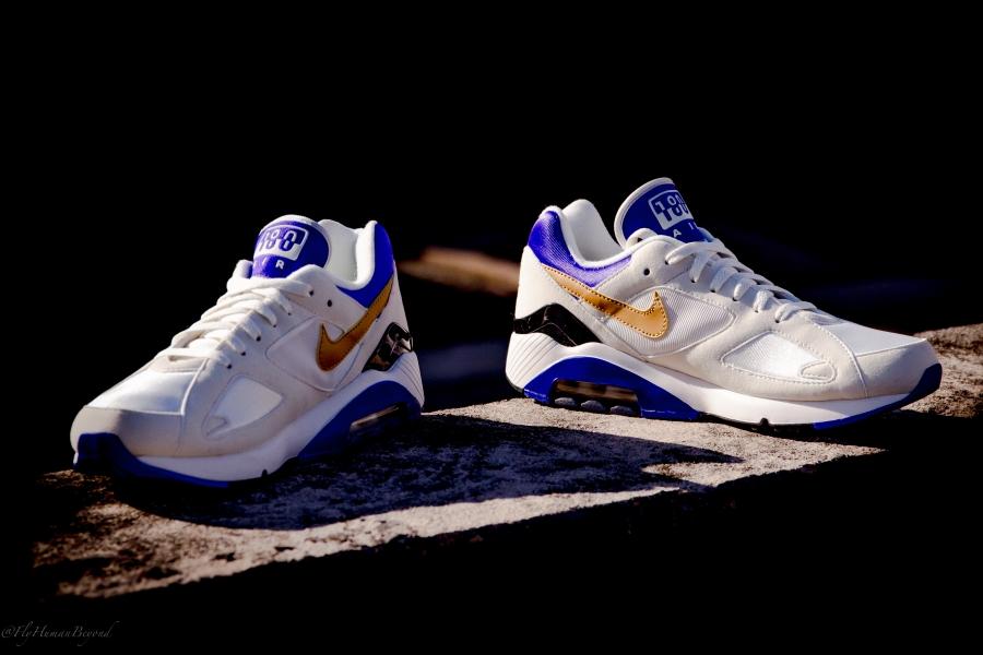 plus de photos 5d86a 08fe5 Nike Air 180