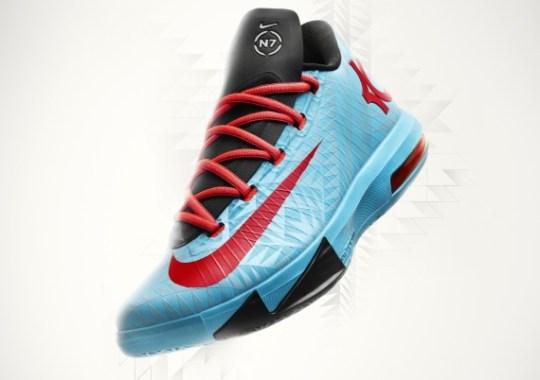Nike KD 6 N7 – Release Reminder