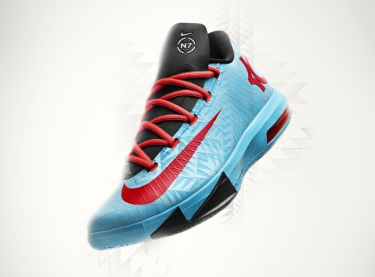 Nike KD 6 N7 – Officially Unveiled