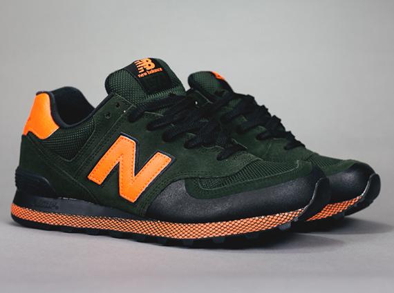new balance waterproof sneakers
